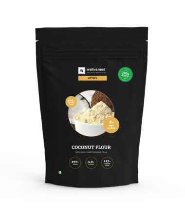 Keto Coconut flour
