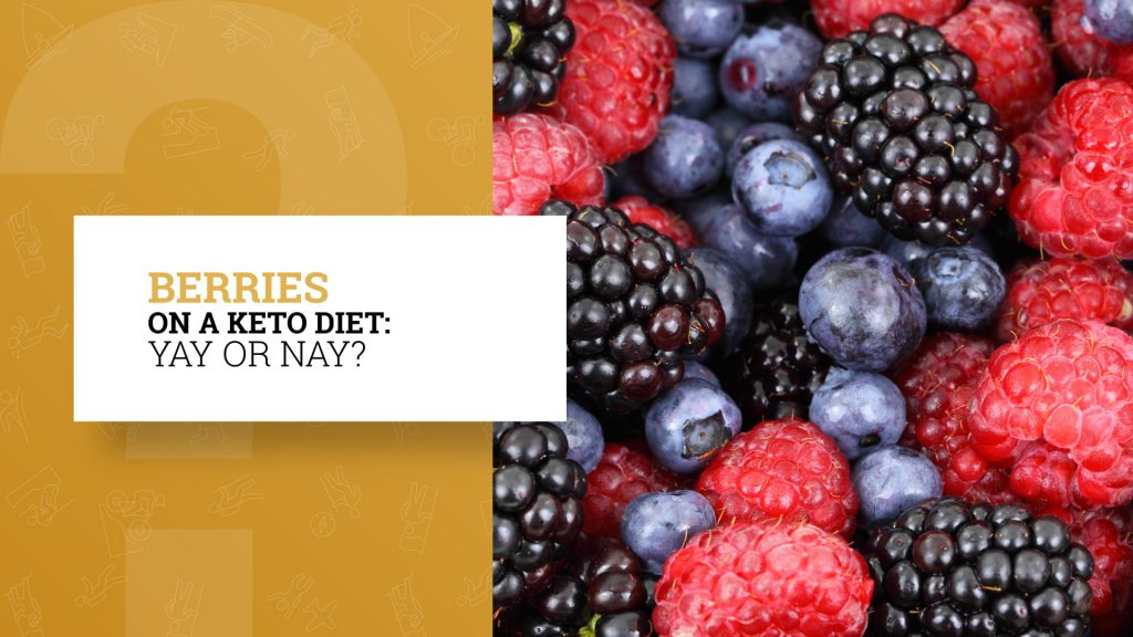 Keto friendly Berries