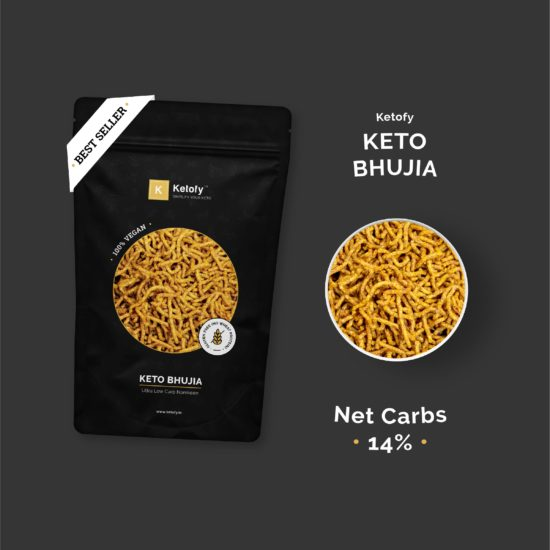 Ketofy - Keto Bhujia