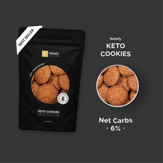 Ketofy - Keto Cookies