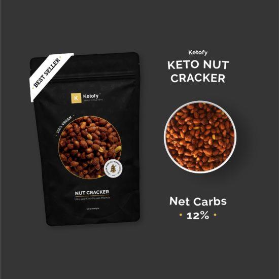 Ketofy - Keto Nut Cracker