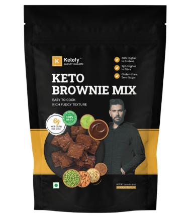 Keto Brownie Mix