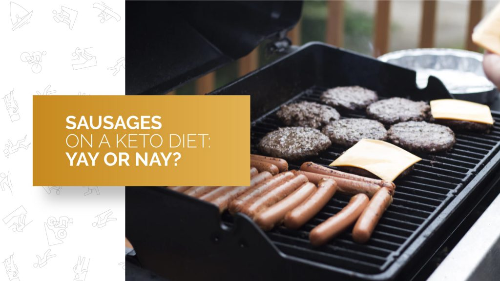 Keto Diet Sausages