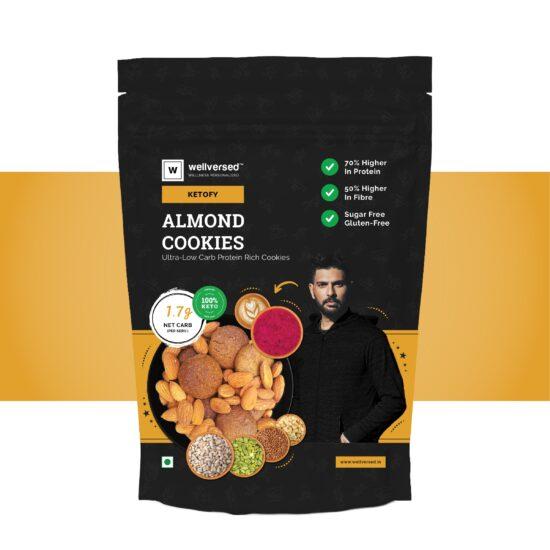 Almond Keto cookies