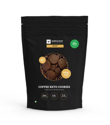 Keto Coffee cookies