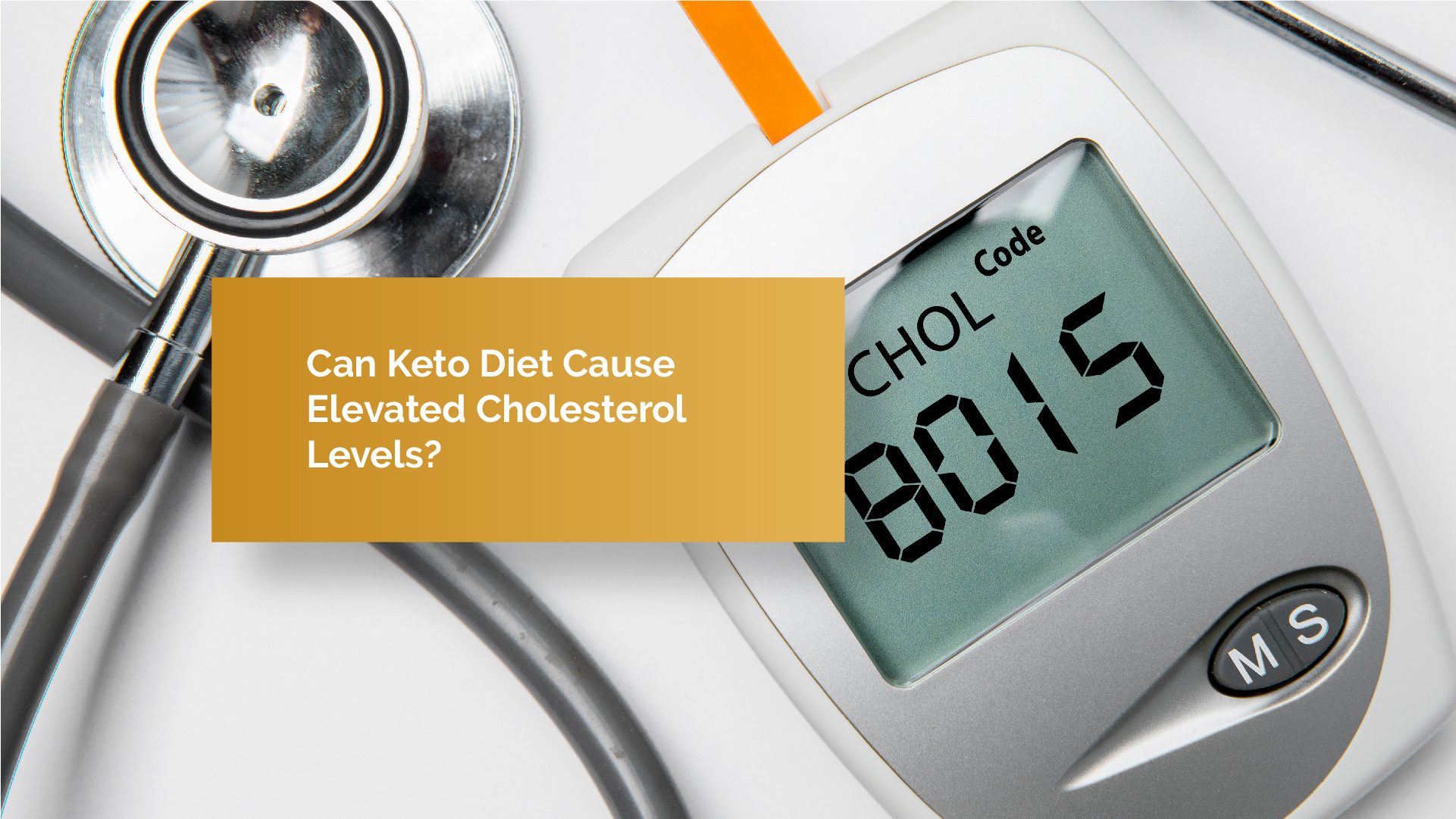 keto diet and cholesterol