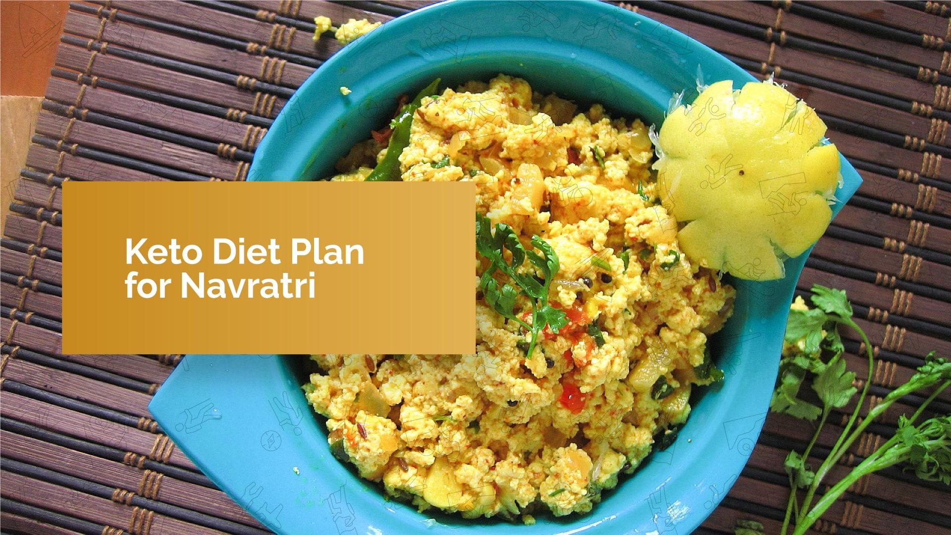 Keto Diet Plan for Navratri