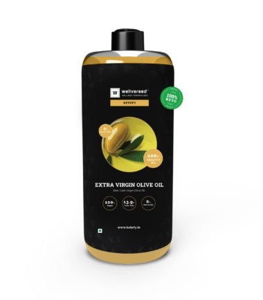 Keto Virgin olive oil
