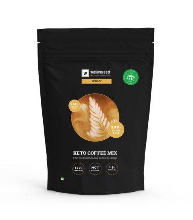 Keto coffee mix