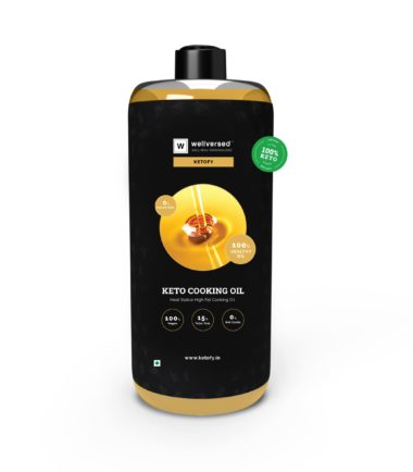 Keto cooking oil
