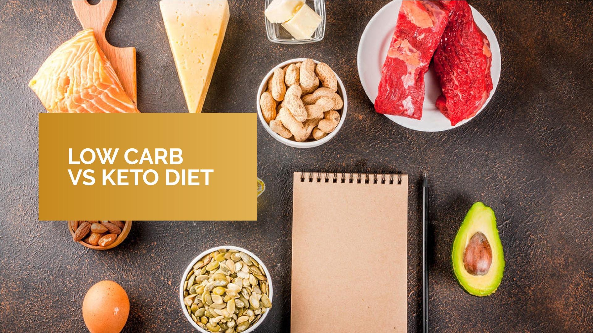 Low Carb Diet VS Keto Diet!