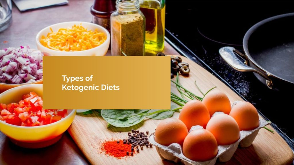 Types of Keto Diet