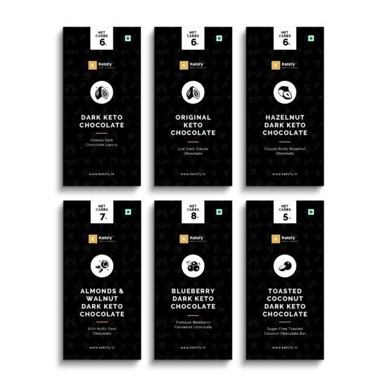 Ketofy Chocolate Gift pack