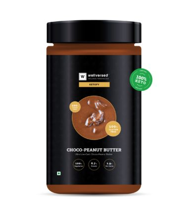 Keto Choco Peanut Butter