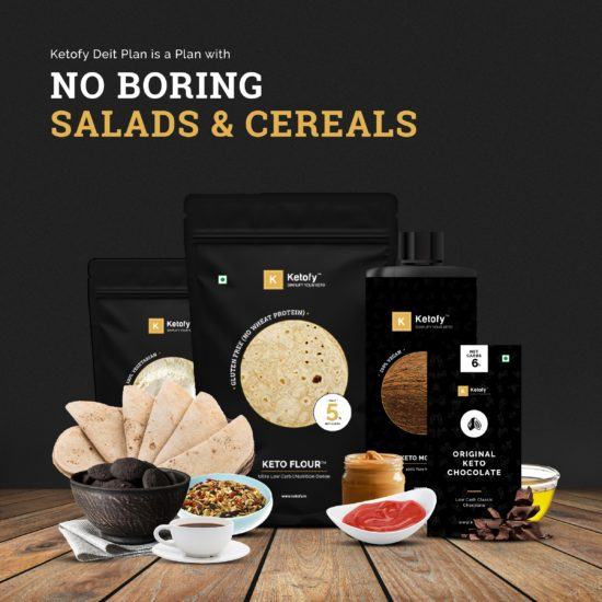 No Boring Salads & Cereals