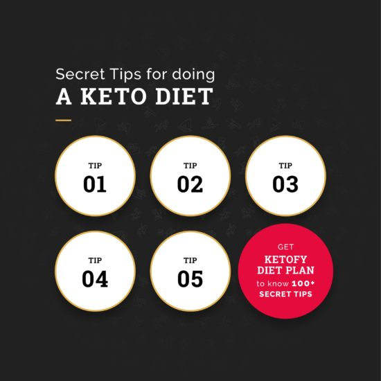Secret Tips for Doing a Keto Diet