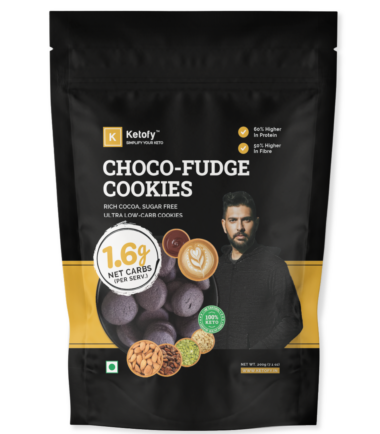 Choco Fudge Keto Cookies