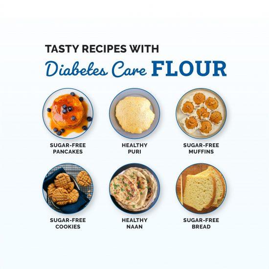 Diabetes Care Flour
