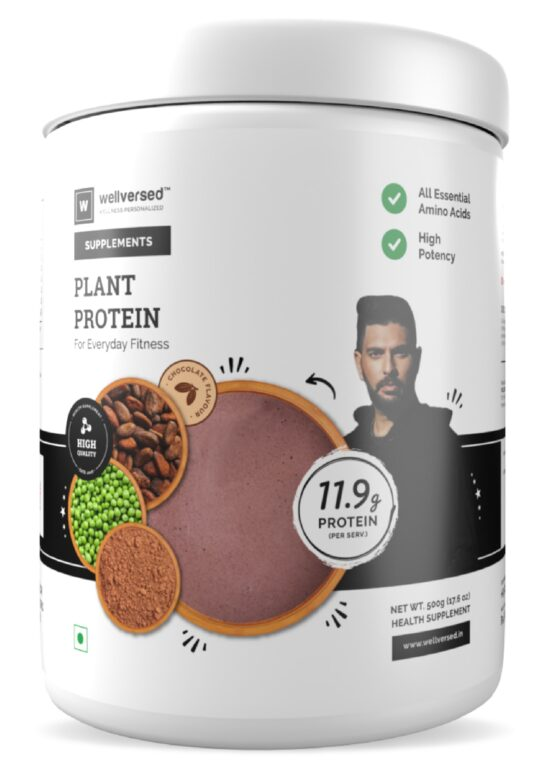Supplements Plant Protein